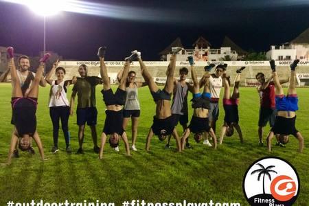 Fitness Playa OutdoorTraining -