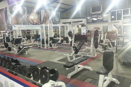 Gimnasio Joe´s Fitness -