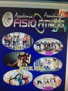 Academia feminina Fisiofitness
