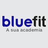 Academia Bluefit - Saúde - logo