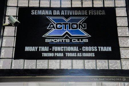 X Action - Vila Olímpia -