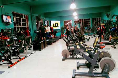 In Gym Almagro