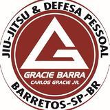 Gracie Barra Barretos - logo