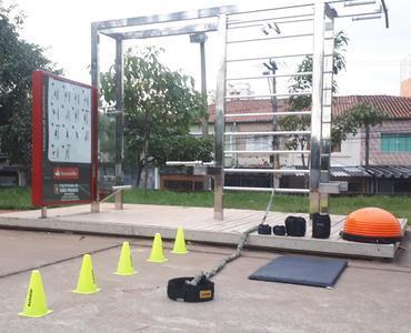 Treinamento Personalizado Funcional - Unid Jd São Paulo -