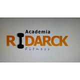 Academia Ridarck Fitness - logo