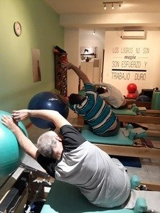 Cuerpo Saludable Pilates Zárate