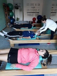 Cuerpo Saludable Pilates Lima