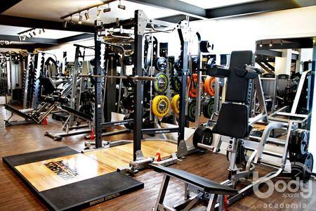 Academia Body Sports -