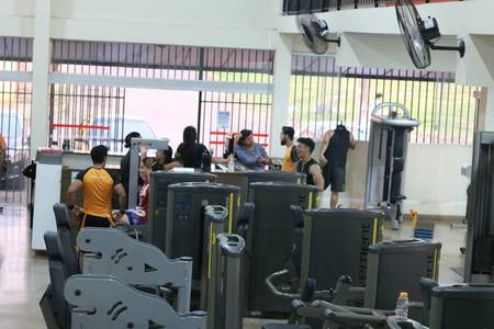 Academia 307 Fitness -