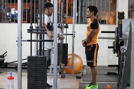 Academia 307 Fitness