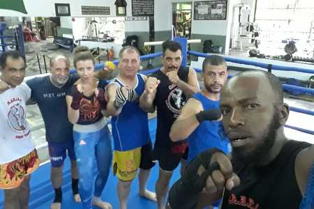 Ct Muay Thai unidade 1