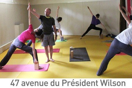 Karuna Yoga Dojo Montrueil, Président Wilson -