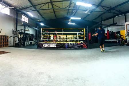 Knockout Villahermosa -