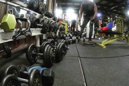 Temple Gym Christian Lobarede -