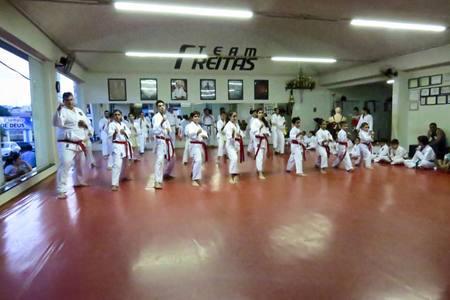 Team Freitas Academia de Artes Marciais -
