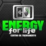 Energy For Life centro de treinamento - logo