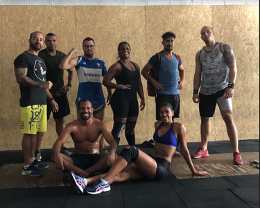 Centro de Treinamento Workout -