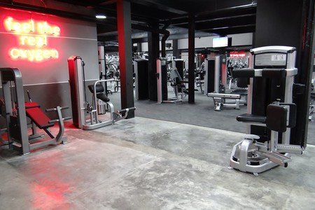 OXYGEN FITNESS FOR LIFE -