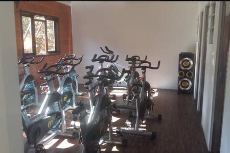 JP Fitness Academia