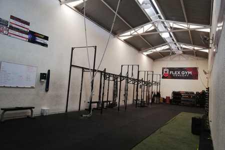 Flex Gym Concept -