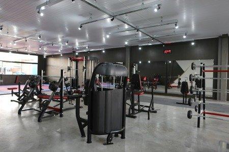 Mr. Shaped Gym