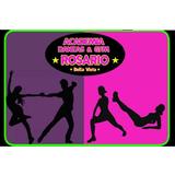 Academia De Danzas Rosario - logo