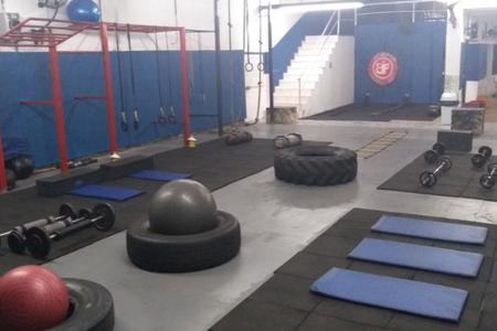 Academia Barros Fitness