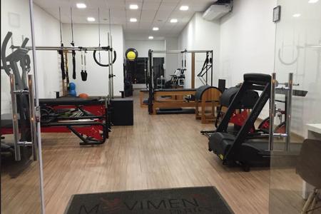 Moviment Pilates -