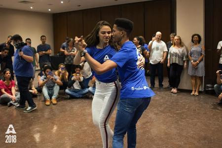 Dança SerJus - Robinho e Evelin