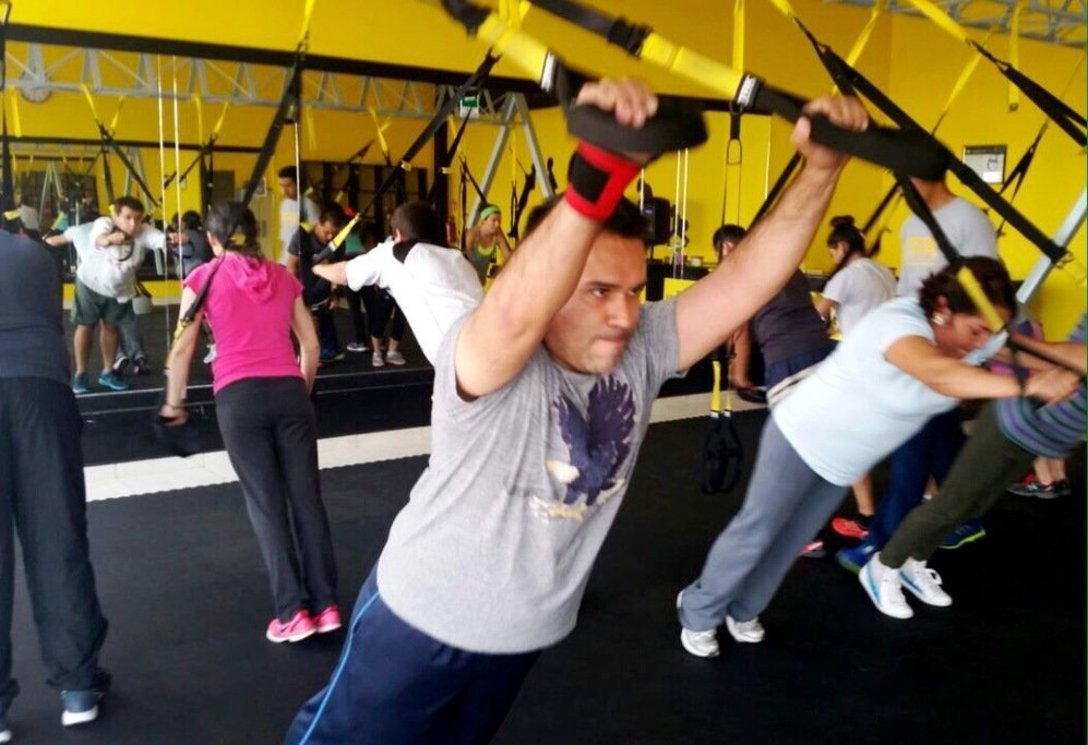 Gimnasio trx training center queretaro misi n de for Gimnasios en santiago