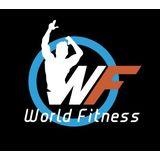 World Fitness - logo
