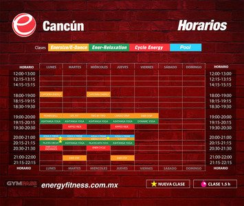 Energy Fitness Cancún