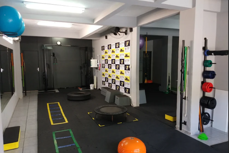 RTF Studio Treinamento Funcional Personalizado