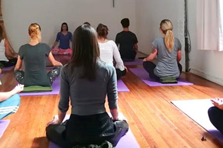 Yoga Fundación Hampatu -
