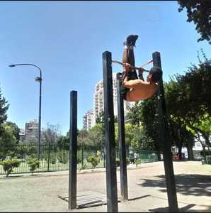 Workout parque centenario -