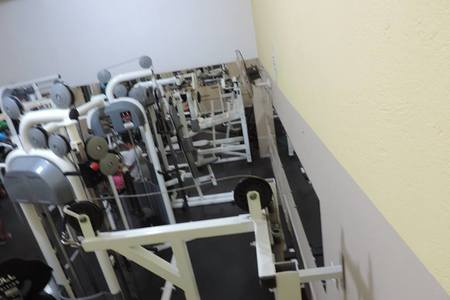 Ralph Academia de Ginastica Force Fitness Unidade I -