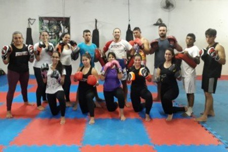 Tchaco Fight Team