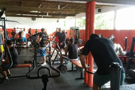 Academia Power Fitness - Unidade Centro
