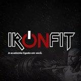 Iron Fit Academia - logo