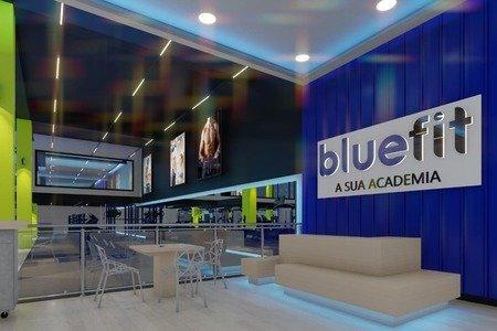 Academia Bluefit - Portal Shopping -
