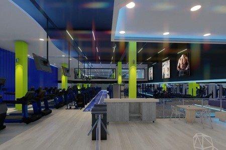 Academia Bluefit - Portal Shopping