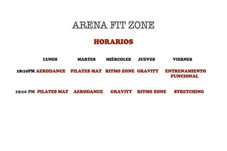 Arena Fit Zone
