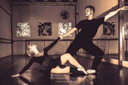 Ballet Adulto KR- Seu sonho levado a sério -
