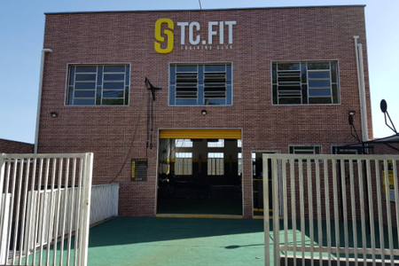 TC.FIT - Training Club -