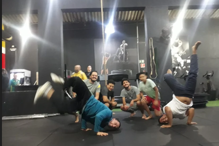 Mooca Training