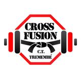 Cross Fusion - logo