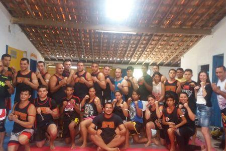 Equipe Gmt Muay Thai -