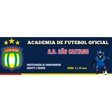 Academia Oficial De Futebol A.d. São Caetano Un. Vila Guiomar - logo
