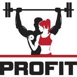 Academia Pro Fit - logo