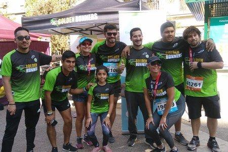 Club Golden Runners - Estadio Municipal de Renca -